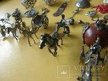 Коллекция серебра 26 предметов photo 3