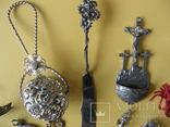 Коллекция серебра 26 предметов photo 7