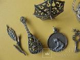 Коллекция серебра 26 предметов photo 8