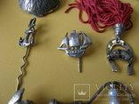 Коллекция серебра 26 предметов photo 9