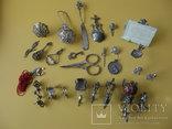 Коллекция серебра 26 предметов photo 10