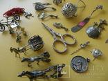 Коллекция серебра 26 предметов photo 12