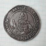 Талер Саксен-Альтенбург 1634 г. photo 1