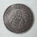 Талер Саксен-Альтенбург 1634 г. photo 2