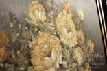 Цветочный натюрморт. Масло. Холст. Anton Domberg (1882-1954). Европа. (0845) photo 8