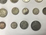 Лот серебряных монет photo 9