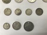 Лот серебряных монет photo 10