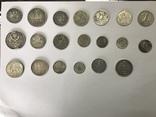 Лот серебряных монет photo 11