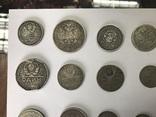 Лот серебряных монет photo 12