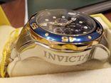 Часы мужские Invikta хронограф