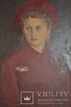 Картина портрет 1946 г., автор Ткачев Михаил Евдокимович