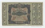 50 гривень 1918 c 6 купонами