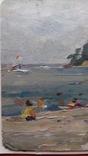 Г. Одесса, пляж. 1955 г. Костенко Ф.Т. photo 2