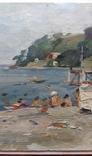 Г. Одесса, пляж. 1955 г. Костенко Ф.Т. photo 3