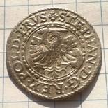 Солид 1584г .Гданск. Стефан Баторий. photo 1