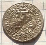 Солид 1584г .Гданск. Стефан Баторий. photo 3