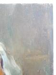 03. Кухонный натюрморт, Соколовой А. К/М. 49х35 см. photo 4