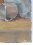 03. Кухонный натюрморт, Соколовой А. К/М. 49х35 см. photo 5