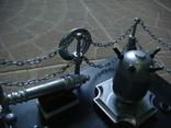Письменный прибор, ВМФ, мины, пушки photo 3