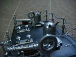 Письменный прибор, ВМФ, мины, пушки photo 5