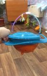 Детская тарелка (гироскоп )