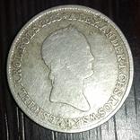 1 Один Злотый 1834 года IP ZLO POL С портретом photo 1