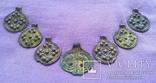 Комплекс КР (монетовидные привески и лунница) photo 3