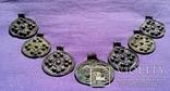 Комплекс КР (монетовидные привески и лунница) photo 6