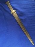 Скифский меч - акинак 43 см photo 4