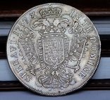 Талер 1757 Франц 1-й photo 1