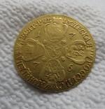 10 рублей 1776 года photo 4