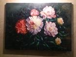 Картина на холсте, масло 50*70 см