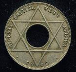 Британская Западная Африка 1-10 пенни 1908 photo 1