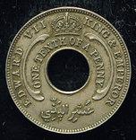 Британская Западная Африка 1-10 пенни 1908 photo 2