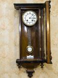 Часы настенные Gustav Becker 1889 года выпуска, 1 шт