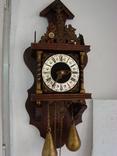 Большие настенные часы WUBA