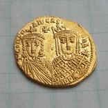 Константин VI и Ирина, Византия 790-792 г.г. Реверс Лев III, Константин V и Лев IV photo 1