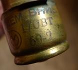 Лампа киноаппаратурная К 17-170 цоколем вниз, фото №7