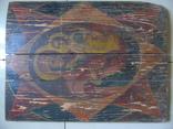 Неопалимая Купина. Большая церковная икона, фото №3