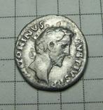 Денарій Антоніна Пія(реверс Італія)