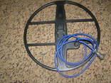 Датчик для импульсного металлоискателя.