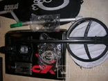 Металлоискатель Deus XP28 и наушниками XPWS5 +бонус