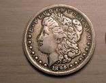 Доллар 1896
