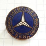 Членский знак клуба любителей Mercedes Германия 1950-е годы