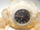Часы настольные ссср танковые ччз 6244 на восстановление photo 2