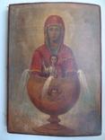 Икона Богородицы Живоносный Источник photo 1