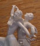Танцующая пара. Hutschenreuter. Автор - Werner., фото №6