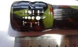 Велосипедный трёх режимный фонарь ZUMM + универсальное крепление на руль модель 602. photo 3