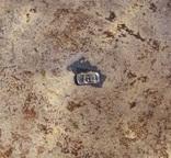 Подстаканник серебро 84, Харбин, вес 161 гр. photo 4