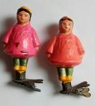 Елочные игрушки Узбечки